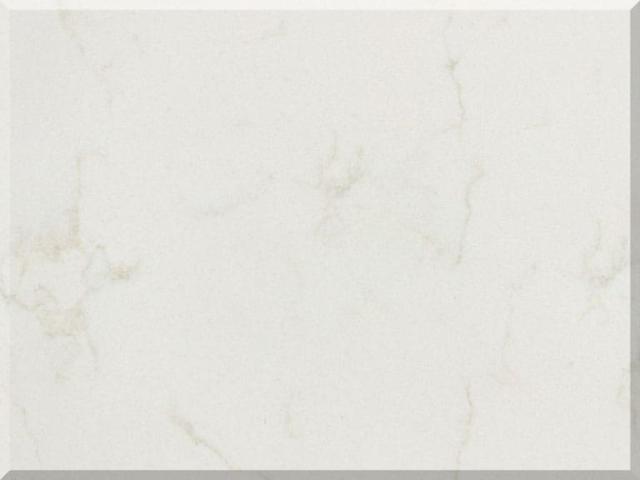 Цветовая палитра кварцевый агломерат Vicostone Marble Effect Carrara BQ 8220 BQ8220 Carrara