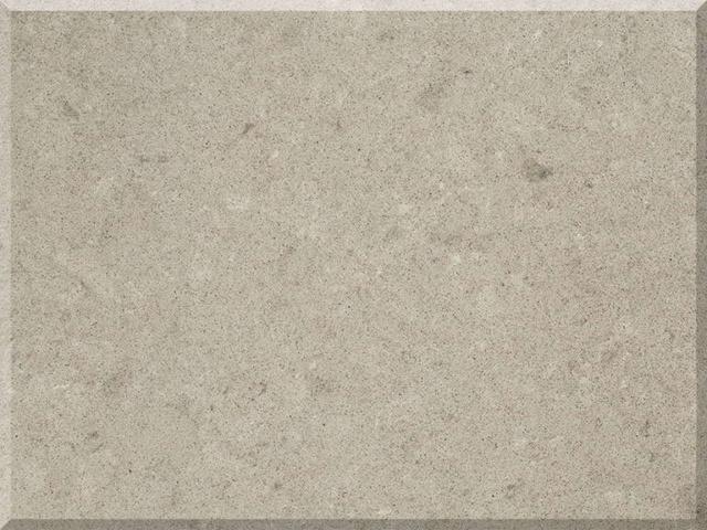 Цветовая палитра кварцевый камень Vicostone Granite Looking Cendre BQ8805