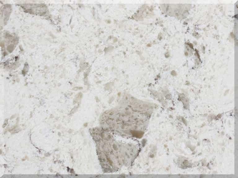 Цветовая палитра кварцевый камень Vicostone Granite Looking Serra BQ9418