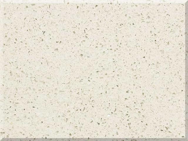 Цветовая палитра кварцевый агломерат Vicostone Sparkling White BC 190 BC190 Sparkling White