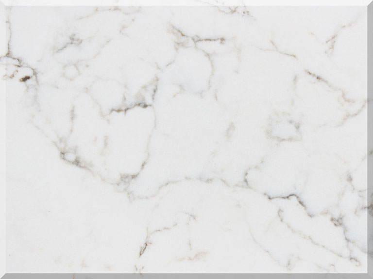 Цветовая палитра кварцевый камень Vicostone Marble Effect BQ8628 Statuario