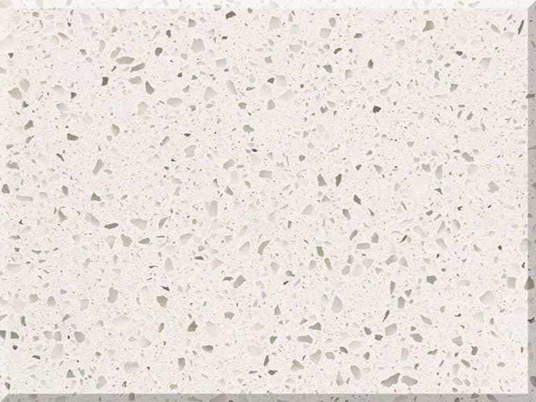 Цветовая палитра кварцевый камень Vicostone Crystal Ice BQ1080