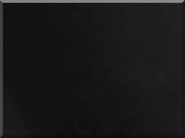 Цветовая палитра кварцевый камень Vicostone Pure Black BQ2101